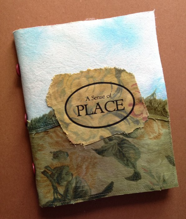 A Sense of Place Fabric Book