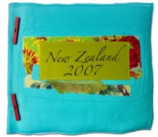 New Zealand 2007 Fabric Book