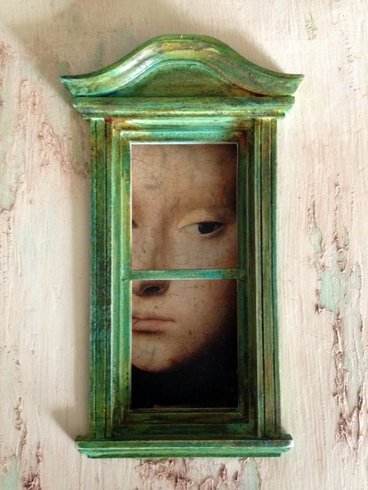 Window to the Soul Exterior