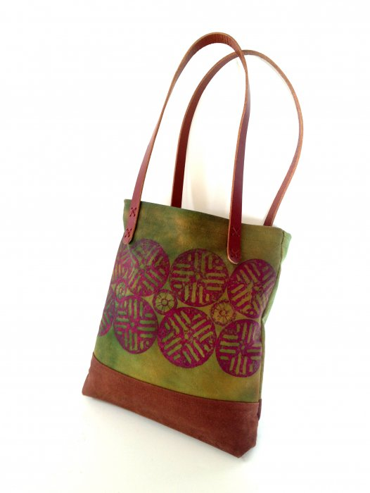 Surface Design - Tote Bag