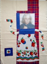 Quilt Top - Self Portrait at 43