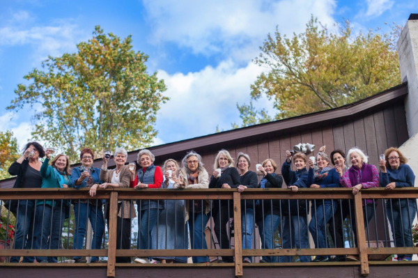 2015 Red Thread Retreat - Photo by Chrysti Hydeck