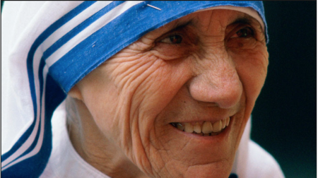 Mother Teresa Was Self Centered