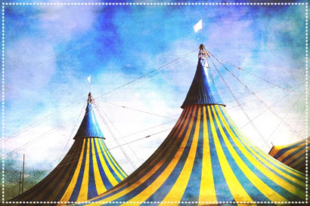 Limited Choices Boost Creativity - Circus Tent Tops